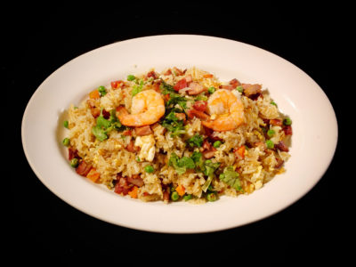 Q6. Yeung Chow Fried Rice